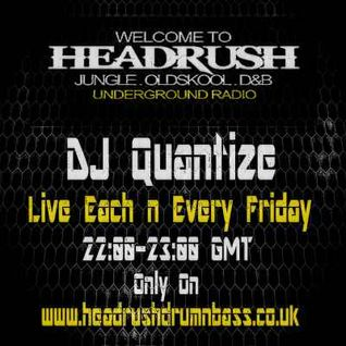 #35 Headrush Radio - Jump Up - 2nd Jan 2015