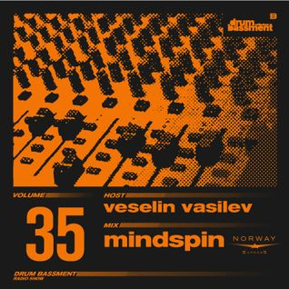 DB035_mixed by MINDSPIN // Norway Express
