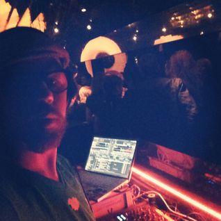D-Felic DJ set @ Bar Tausend, Berlin, 22.03.2014