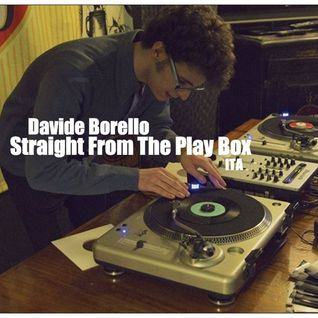Davide Borello - Straight From The Play Box