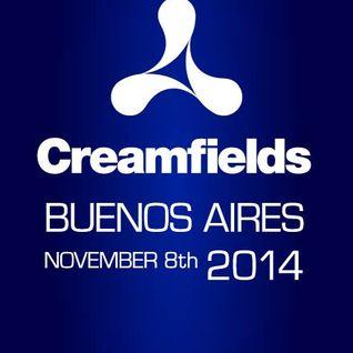 Sven Vath - Live @ Creamfields Buenos Aires 2014 (Argentina) - 08.11.2014