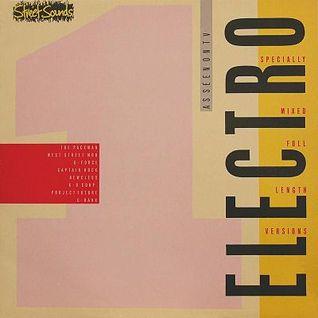 Street Sounds ELECTRO No.1 Vinyl
