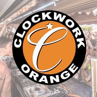 Slipmatt DJ Mix Sankeys Old Skool Room - Clockwork Orange 2016