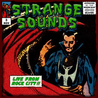 Strange Sounds #3