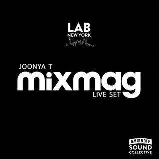 JOONYA T LIVE @ THE LAB NYC (MIXMAG) [New York, USA] (June 10. 2016)