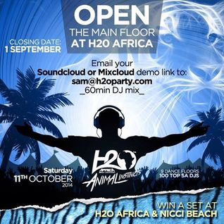 H2O Africa 2014 Demo by DJ Strach