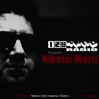 128TKNO Radio 001 - Nikolai Marti