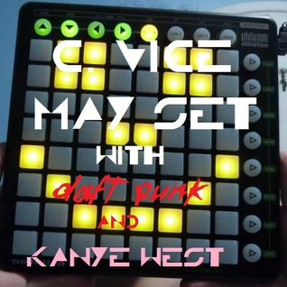C. Vice - May Set with Daft Punk and Kanye West