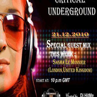 Critical Underground Guest Mix - Dec2010