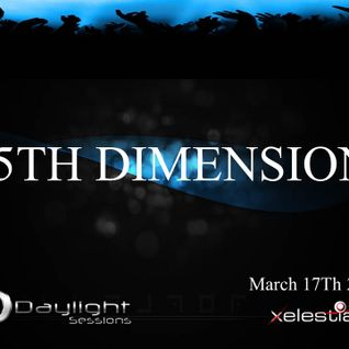 5thDimension - Infinity Sessions 008 part 1