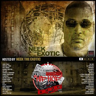 DJ MODESTY - THE REAL HIP HOP SHOW N°286 (Hosted by NEEK THE EXOTIC)