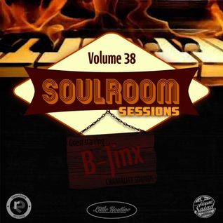 Soul Room Sessions Volume 38 | B-JINX | Craniality Sounds | Korea
