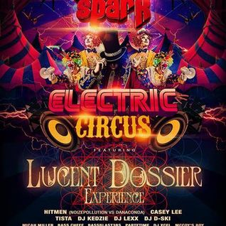 Hitmen Opening For Lucent Dossier @ Electric Circus @ The Rave, MKE (6/6/14)