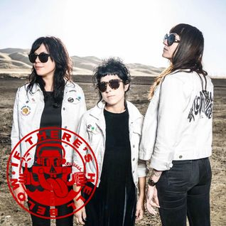 On the Ark with... The Coathangers
