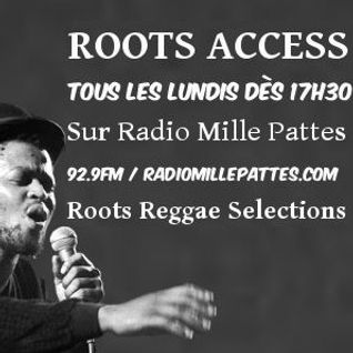 Roots Access  - 2016-05-09
