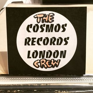 Cosmos Records w/ DJ DMT & Mafalda - 2nd November 2015