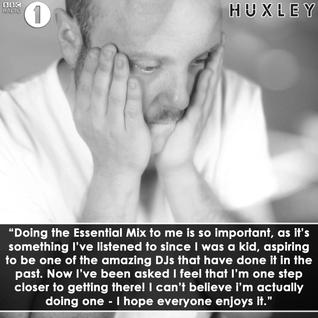 Huxley Essential Mix - 15th November 2014