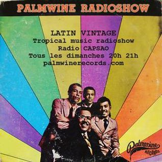 Palmwine Radioshow #16 / by James Stewart (Afrosouldescarga)