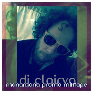 DJ Clairvo [MustBeat] - Manamana promo mixtape