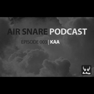 ASP003 - Air Snare Podcast - Kaa