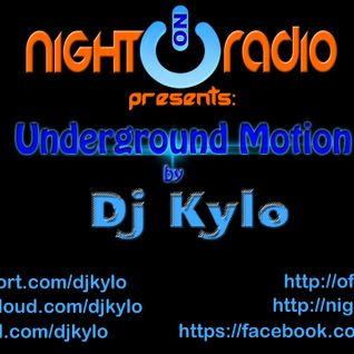 DJ Kylo - Underground Motion #065