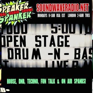 JTS b2b SubQ Speaker Spanker Radio Show 3-14-2016