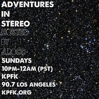 Adventures In Stereo with J.Rocc (Nov 8, 2015)