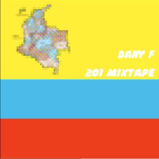 Dany F - 201 mixtape