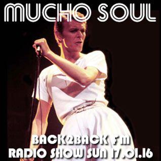 Mucho Soul Show 17.01.16