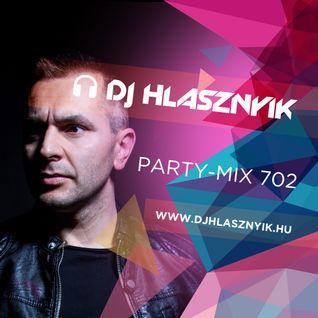 Dj Hlasznyik - Party-mix702 (Radio Verzio) [2016] [www.djhlasznyik.hu]