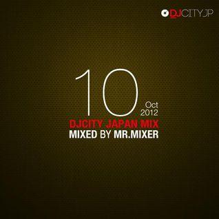 DJCITY 2012 October Top50 MIX by Mr. Mixer