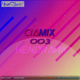 HENDRAWK - CRUELTY IN A MIX 003 ( #CIAMIX003) ON #PESTA (10.02.2014) BY INDOTRANCE RADIO