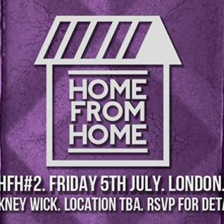 Home From Home - Promo Mix #2