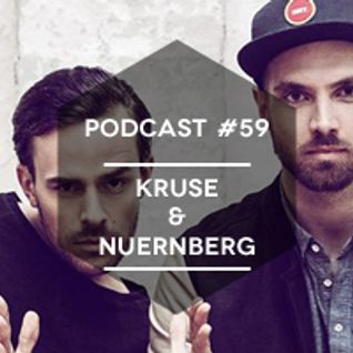Mute/Control Podcast #59 - Kruse & Nuernberg