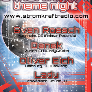 SVEN ROESCH - THEME NIGHT - EXCLUSIVE RADIO SHOW | aired 2013/10 on STROMKRAFT RADIO