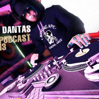 DJ André Dantas - Electric Podcast (2013)