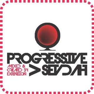 Progressive Sevdah Radio Show 028 mixed by Extenzion