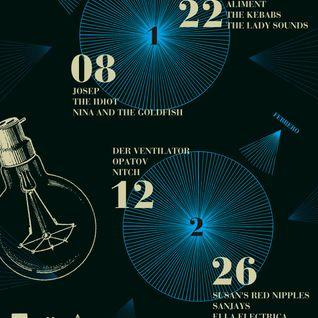 TIU Mixtape # 1 - 12/02/11