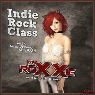 Indie Rock Class - SMASH (5 Feb 2015)