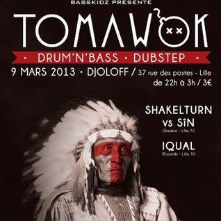 Mix @TOMAWOK Basskidz Event 9.3.13