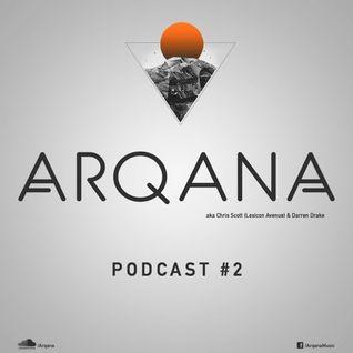 Arqana – May 2016 / DNA Radio Show