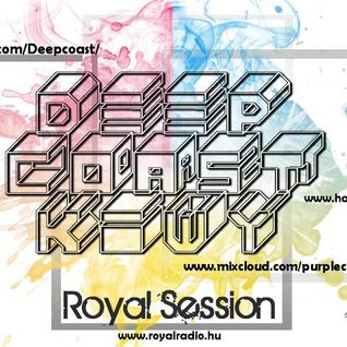 DeepCoast & Kiwy - Royal Session 12 @ Royal Radio (2011-07-27)