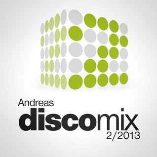 Andreas Discomix 2/2013