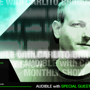 Brett Gould Guest Mix on Audible with Carlito Briganti (Saturo Sounds)