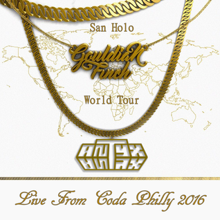 Antyx Live from Coda Philly - San Holo Gouldian Finch World Tour 2016
