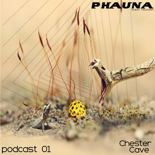 phauna podcast 01 I ( Chester Cave )