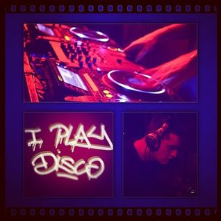 """""""I Play Disco"""" Promo Mix for Street Beat On Beat FM"""