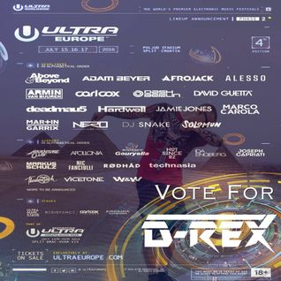 Ultra Europe Warm Up