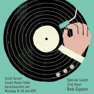 Scott Turner South Road Cellar 20/06/16. Special Guest Rob Gipson
