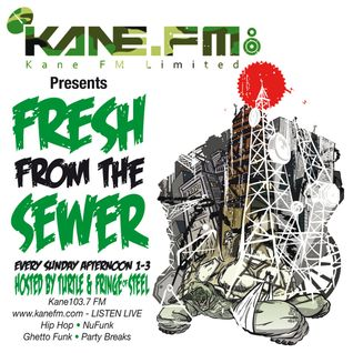 KFMP: Fresh from the Sewer 31.03.13 (All Good Funk Alliance Exclusive)